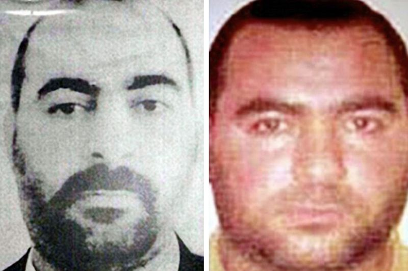 Abu Bakr al-Baghdadi. ISIS' ultimate impresario.  Copyright: Mirror.co.uk